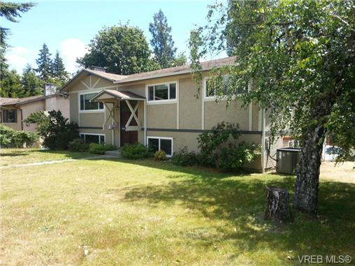 Main Photo: 529 Atkins Avenue in VICTORIA: La Atkins Single Family Detached for sale (Langford)  : MLS®# 366639