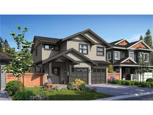 Main Photo: 2387 Lund Road in VICTORIA: VR Six Mile Single Family Detached for sale (View Royal)  : MLS® # 372341
