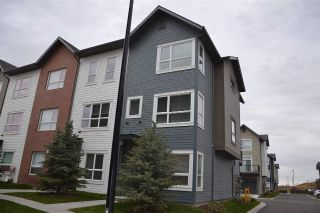 Main Photo: 112 2560 PEGASUS Boulevard in Edmonton: Zone 27 Townhouse for sale : MLS® # E4087947