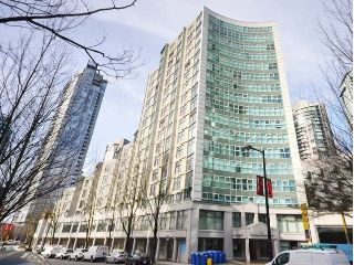 "Main Photo: B1401 1331 HOMER Street in Vancouver: Yaletown Condo for sale in ""Pacific Point"" (Vancouver West)  : MLS® # R2247668"
