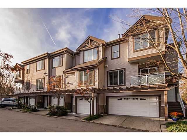 "Main Photo: # 28 15133 29A AV in Surrey: King George Corridor Townhouse for sale in ""STONEWOODS"" (South Surrey White Rock)  : MLS®# F1325375"