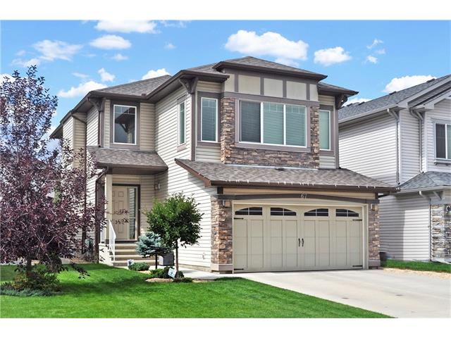 Main Photo: 67 BRIGHTONSTONE Passage SE in Calgary: New Brighton House for sale : MLS®# C4076379