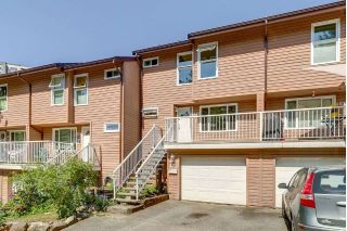"Main Photo: 407 LEHMAN Place in Port Moody: North Shore Pt Moody Townhouse for sale in ""Eagle Point"" : MLS®# R2267902"