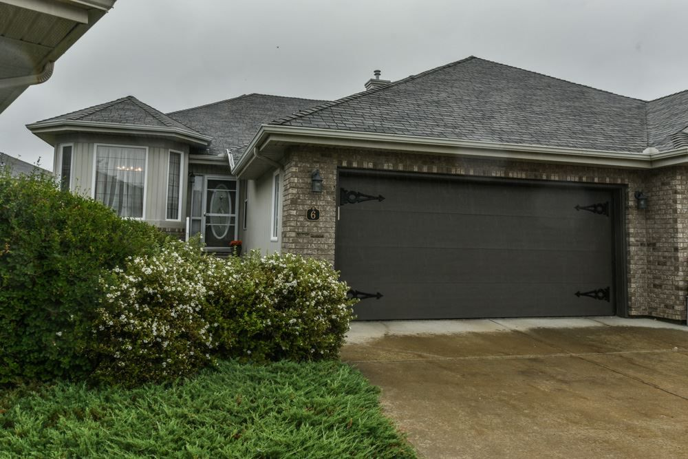 Main Photo: 6 10848 8 Avenue SW in Edmonton: Zone 55 House Half Duplex for sale : MLS®# E4126976
