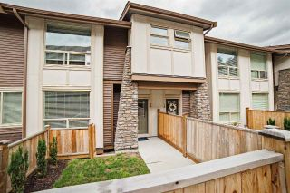"Main Photo: 16 10480 248 Street in Maple Ridge: Thornhill MR Townhouse for sale in ""The Terraces II"" : MLS®# R2316338"