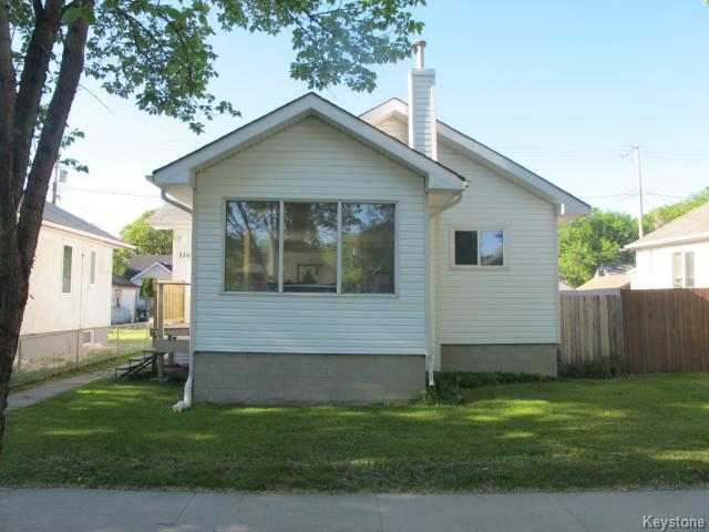 Main Photo:  in WINNIPEG: Transcona Residential for sale (North East Winnipeg)  : MLS® # 1413194