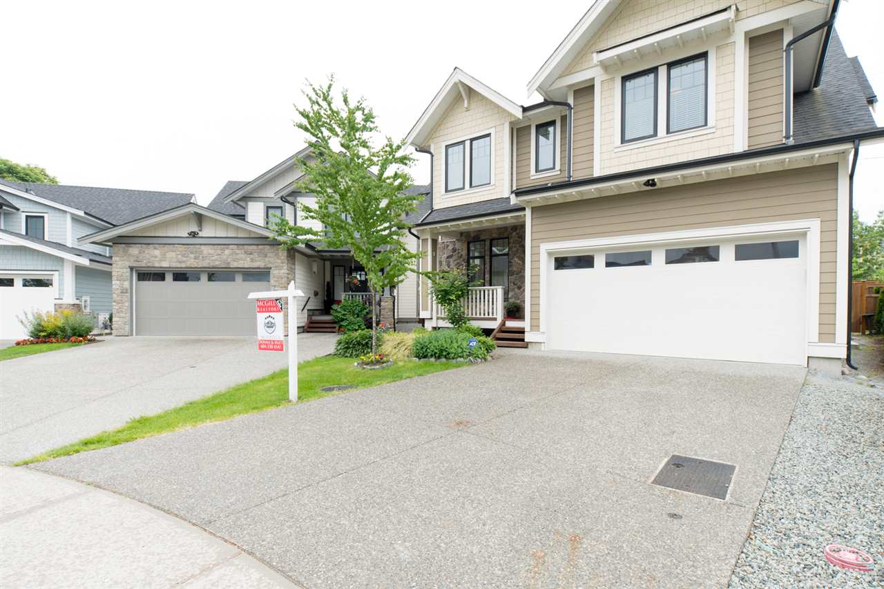 "Main Photo: 4865 223B Street in Langley: Murrayville House for sale in ""Radius"" : MLS®# R2071140"