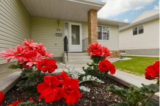 Main Photo: #26 903 109 Street in Edmonton: Zone 16 House Half Duplex for sale : MLS®# E4129098