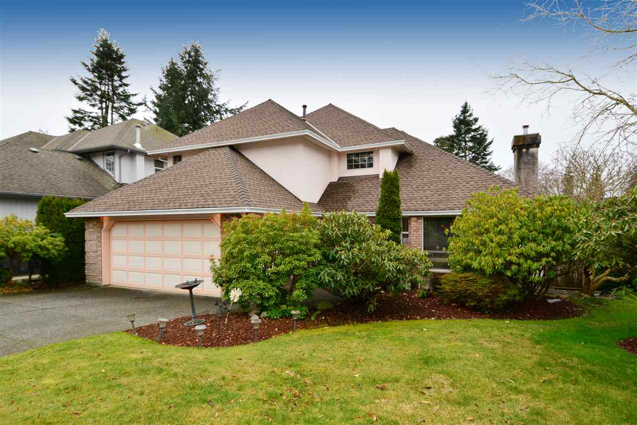 "Main Photo: 1959 OCEAN WIND Drive in Surrey: Crescent Bch Ocean Pk. House for sale in ""Trillium - Ocean Park"" (South Surrey White Rock)  : MLS®# R2031725"