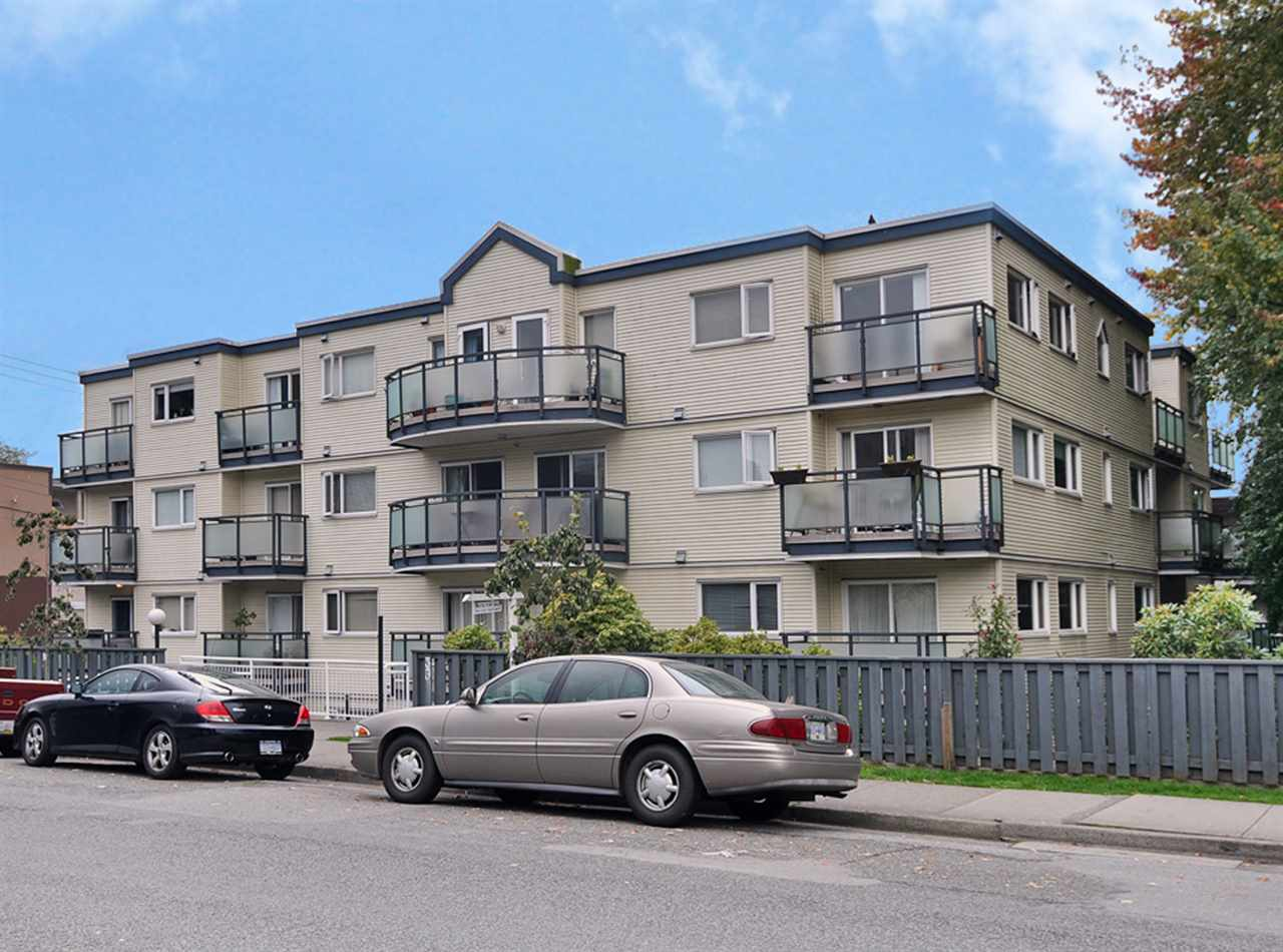 "Main Photo: 103 33 N TEMPLETON Drive in Vancouver: Hastings Condo for sale in ""33 North Templeton"" (Vancouver East)  : MLS® # R2168689"