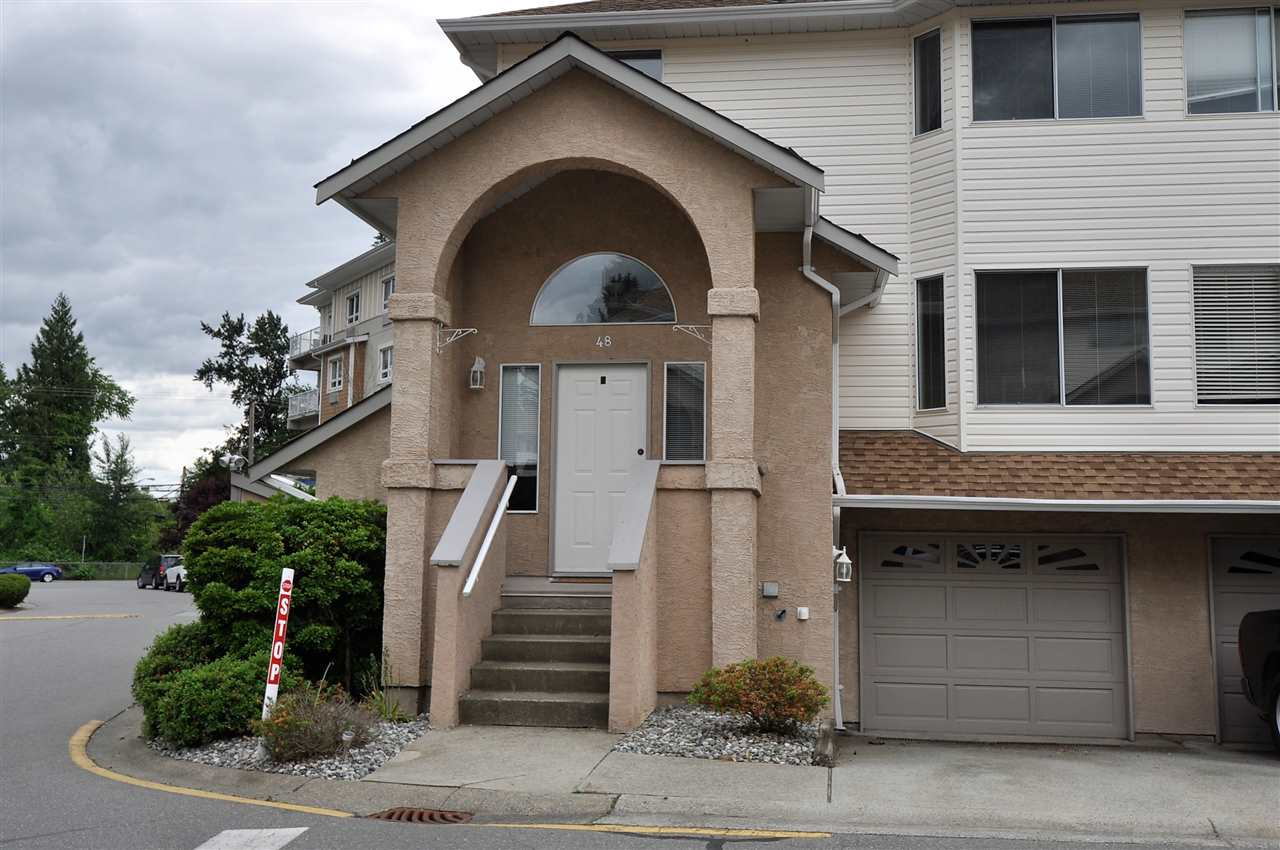 "Main Photo: 48 32339 7TH Avenue in Mission: Mission BC Townhouse for sale in ""Cedarbrooke Estates"" : MLS® # R2176595"