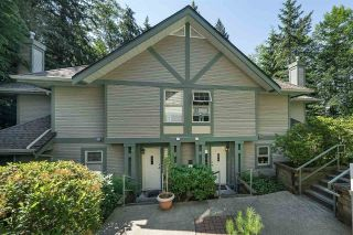 "Main Photo: 3 65 FOXWOOD Drive in Port Moody: Heritage Mountain Townhouse for sale in ""FOREST HILL"" : MLS®# R2281640"
