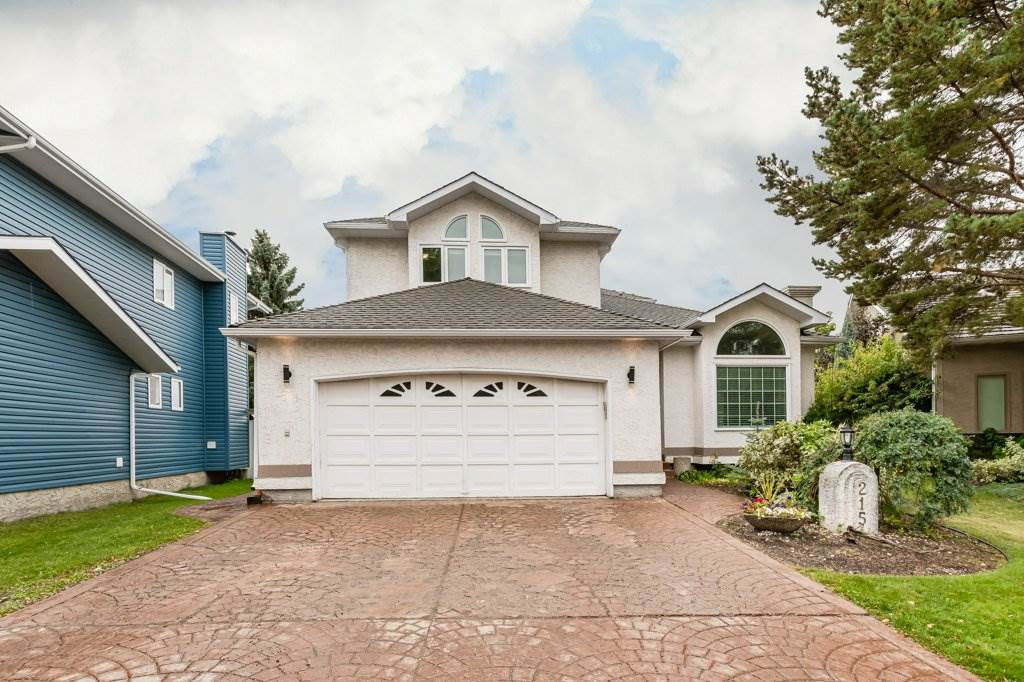 FEATURED LISTING: 215 HEAGLE Crescent Edmonton