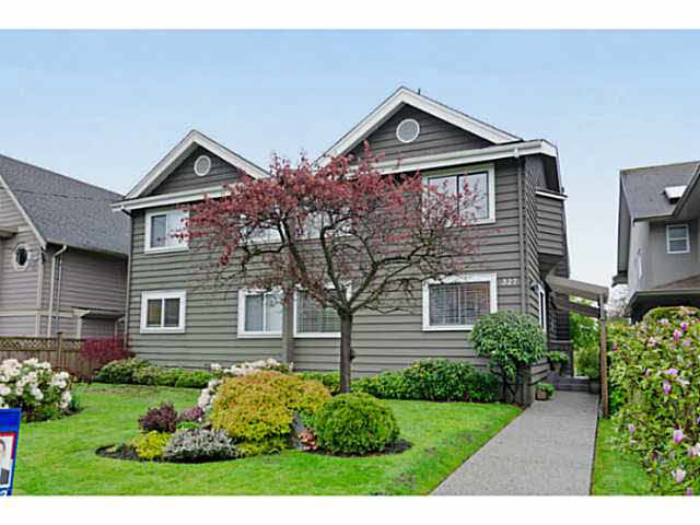 FEATURED LISTING: 327 11TH Street East North Vancouver