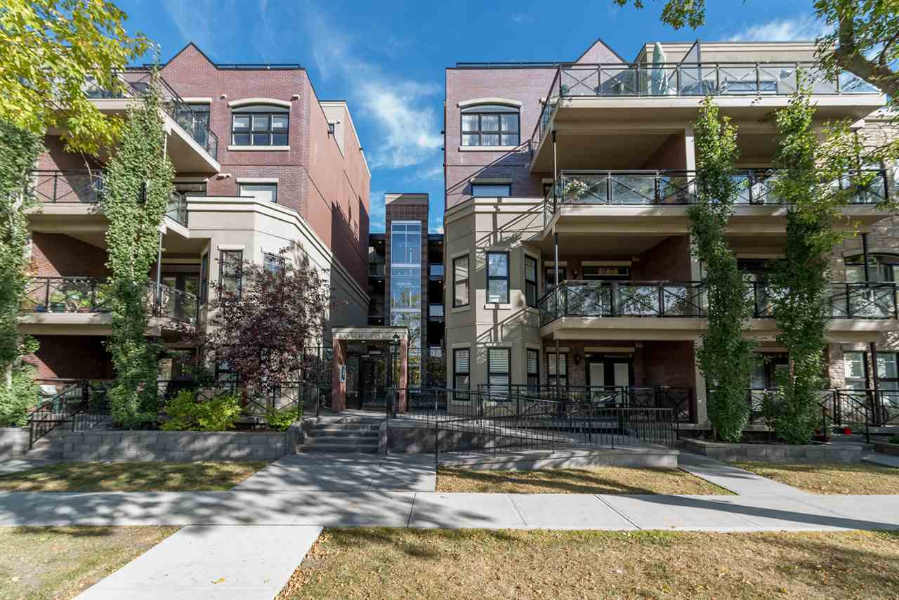 Main Photo: 411 10808 71 Avenue in Edmonton: Zone 15 Condo for sale : MLS® # E4081955