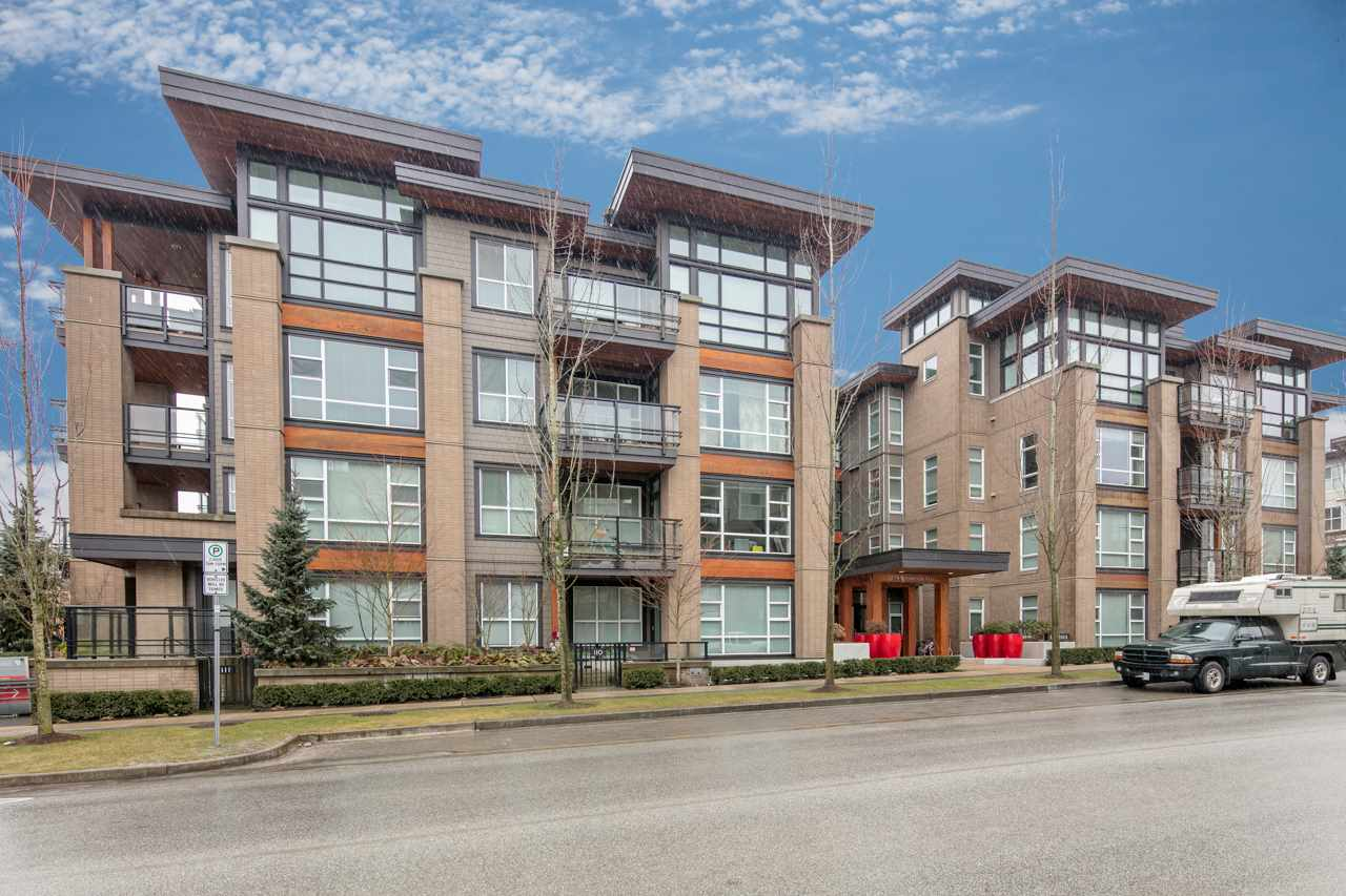 "Main Photo: 306 3479 WESBROOK Mall in Vancouver: University VW Condo for sale in ""ULTIMA"" (Vancouver West)  : MLS®# R2144882"