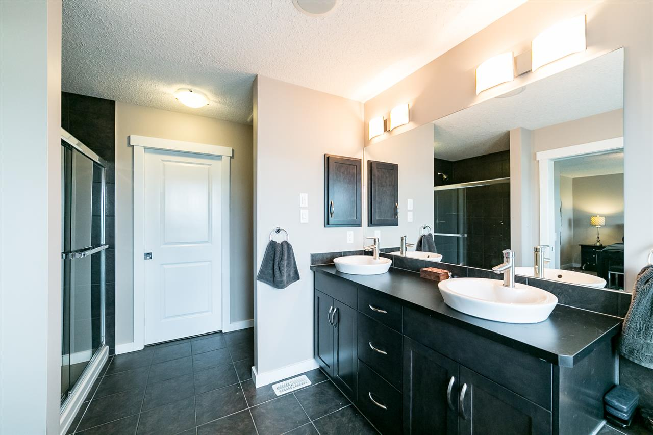 Two Sinks & Double Shower. Walk In Closet w/ Organizers.