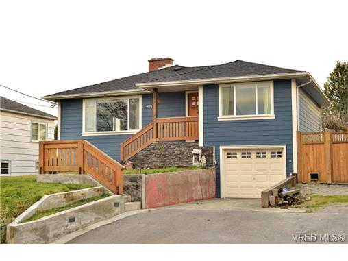 Main Photo: 821 Tulip Avenue in VICTORIA: SW Marigold Single Family Detached for sale (Saanich West)  : MLS® # 360180