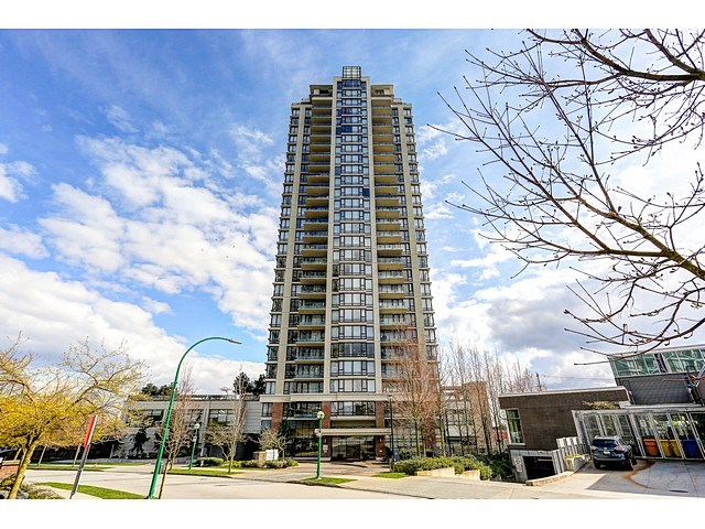 Main Photo: 601 7328 ARCOLA STREET - LISTED BY SUTTON CENTRE REALTY in Burnaby: Highgate Condo for sale (Burnaby South)  : MLS® # R2039813