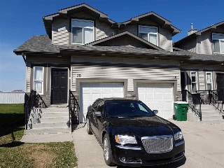 Main Photo: 35 9511 102 Avenue: Morinville Townhouse for sale : MLS® # E4063779
