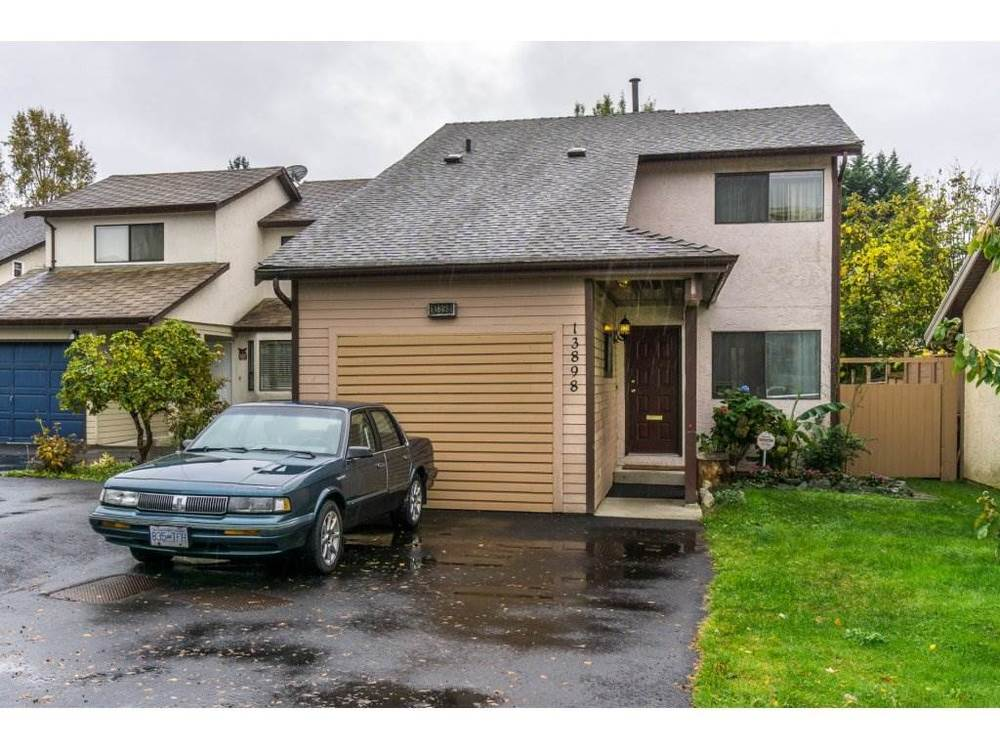 Main Photo: 13898 LAUREL DRIVE in North Surrey: Home for sale : MLS®# R2117493