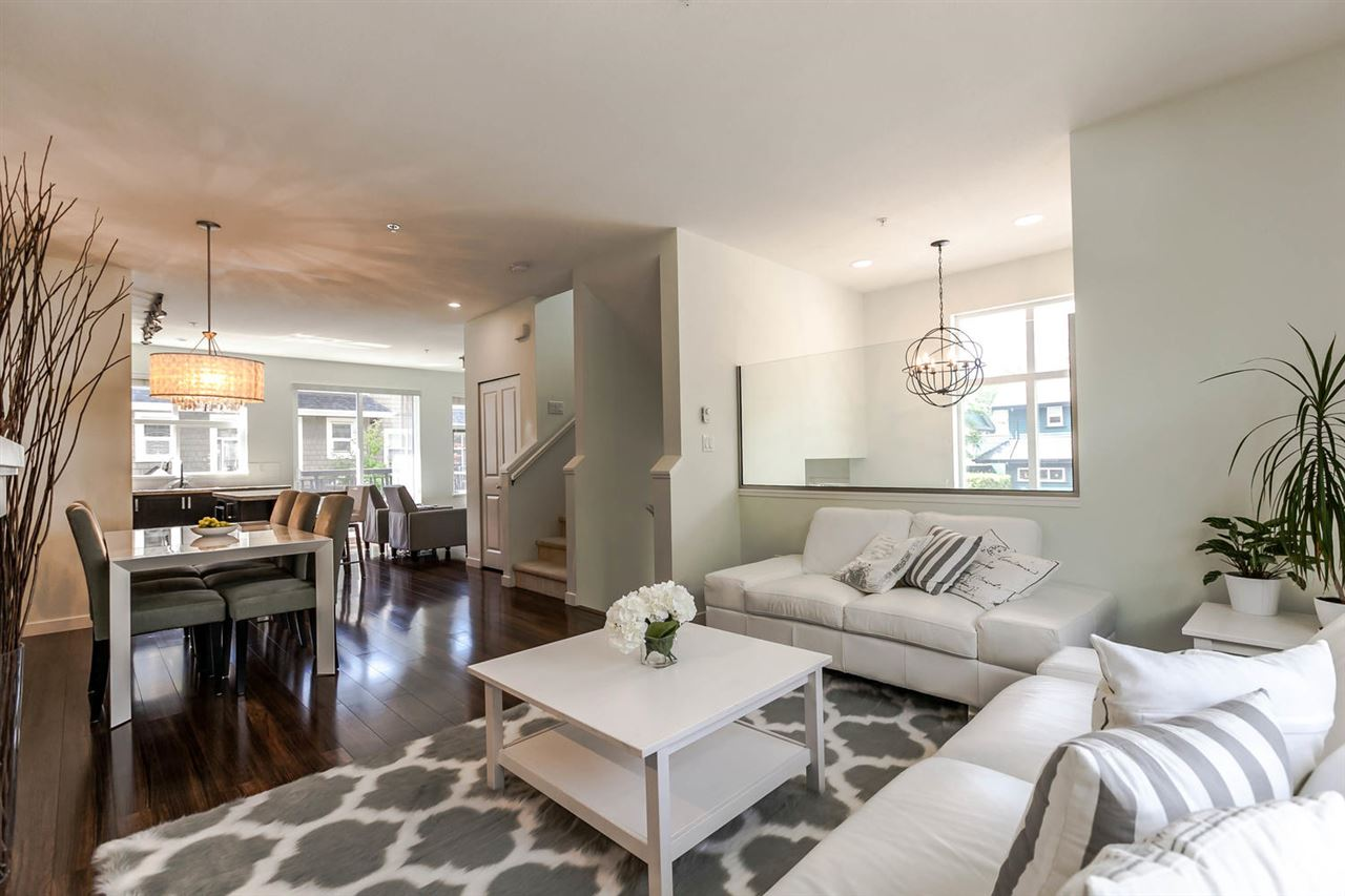 "Main Photo: 697 PREMIER Street in North Vancouver: Lynnmour Townhouse for sale in ""Wedgewood by Polygon"" : MLS(r) # R2192658"