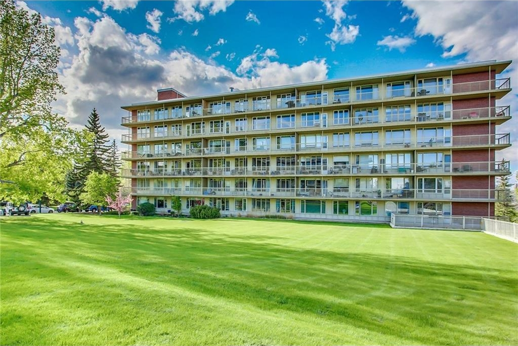 Main Photo: 607 3232 RIDEAU Place SW in Calgary: Rideau Park Condo for sale : MLS® # C4138306