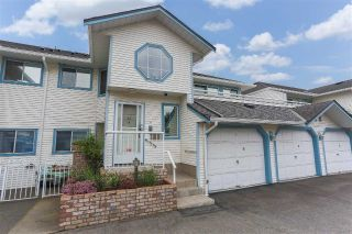 "Main Photo: 32 19797 64 Avenue in Langley: Willoughby Heights Townhouse for sale in ""CHERITON PARK"" : MLS®# R2264716"
