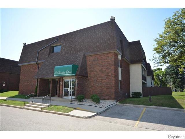 Main Photo: Kenaston Boulevard in Winnipeg: River Heights Condominium for sale (1D)  : MLS®# 1612514