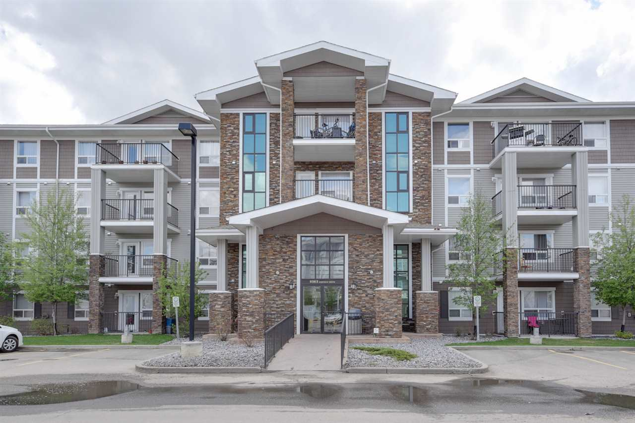 Main Photo: 1323 9363 SIMPSON Drive in Edmonton: Zone 14 Condo for sale : MLS® # E4065137