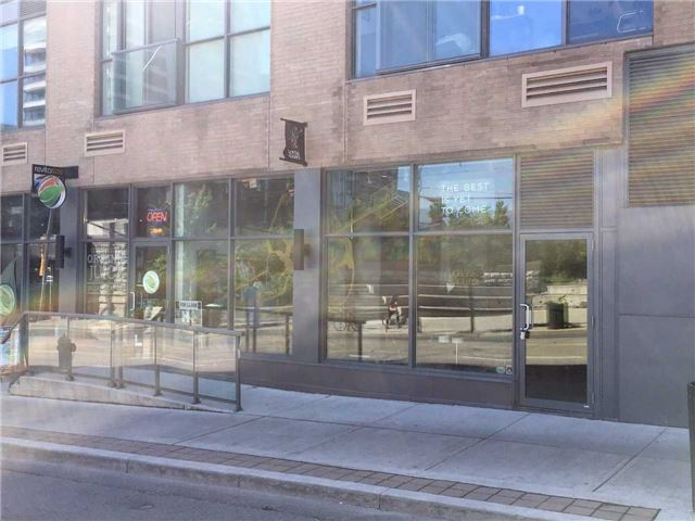 Main Photo: #1 1205 W Queen Street in Toronto: Little Portugal Property for lease (Toronto C01)  : MLS® # C3933599