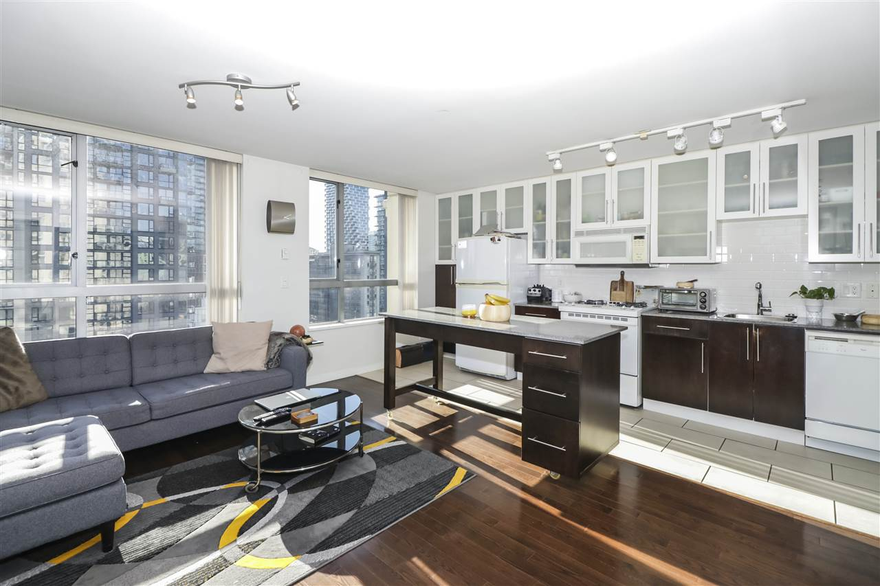 FEATURED LISTING: 1206 - 1225 RICHARDS Street Vancouver