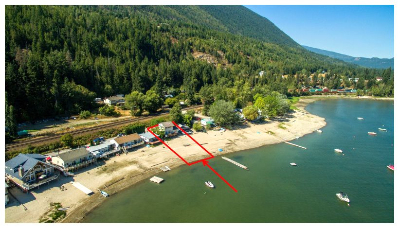 Main Photo: 2 334 Tappen Beach Road in Tappen: Fraser Bay House for sale : MLS®# 10138843
