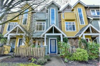 "Main Photo: 1625 MCLEAN Drive in Vancouver: Grandview VE Townhouse for sale in ""COBB HILL"" (Vancouver East)  : MLS® # R2244296"
