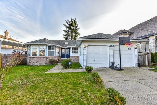 Main Photo: 13414 60 AVENUE in : Panorama Ridge House for sale : MLS®# R2039924