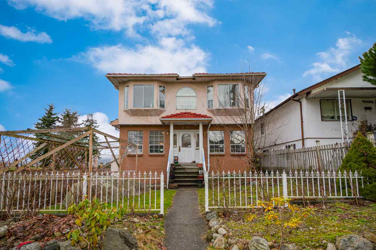 FEATURED LISTING: 3405 PENDER Street East Vancouver