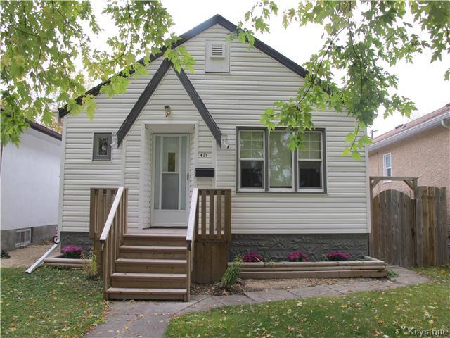 Main Photo:  in WINNIPEG: East Kildonan Residential for sale (North East Winnipeg)  : MLS® # 1527624
