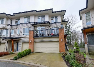 "Main Photo: 27 1125 KENSAL Place in Coquitlam: New Horizons Townhouse for sale in ""KENSAL WALK"" : MLS® # R2035767"