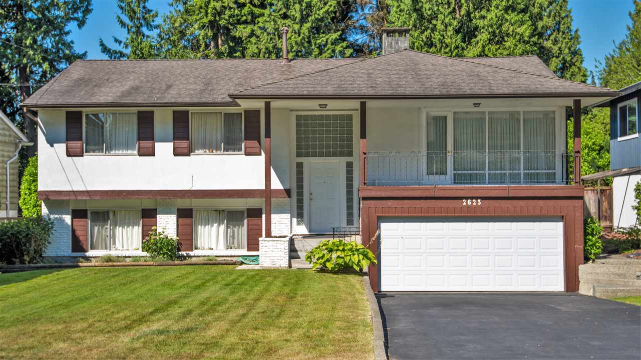 Main Photo: 2623 HOSKINS Road in North Vancouver: Westlynn Terrace House for sale : MLS(r) # R2186082