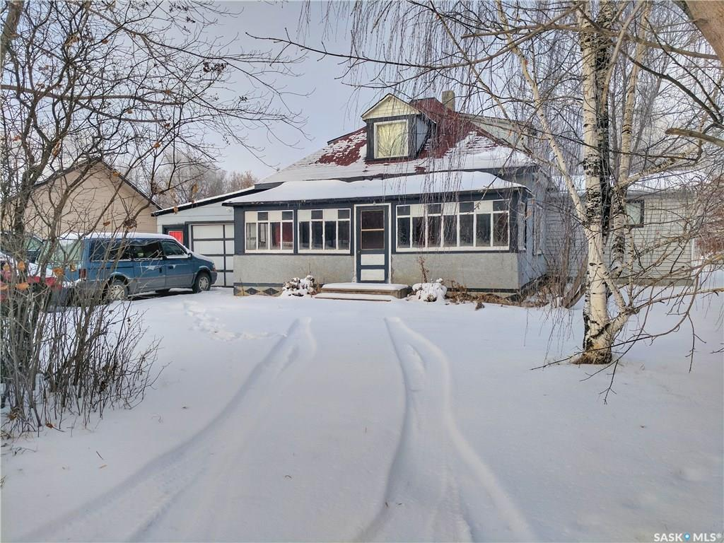 Main Photo: 212 South Avenue East in Hafford: Residential for sale : MLS® # SK712099