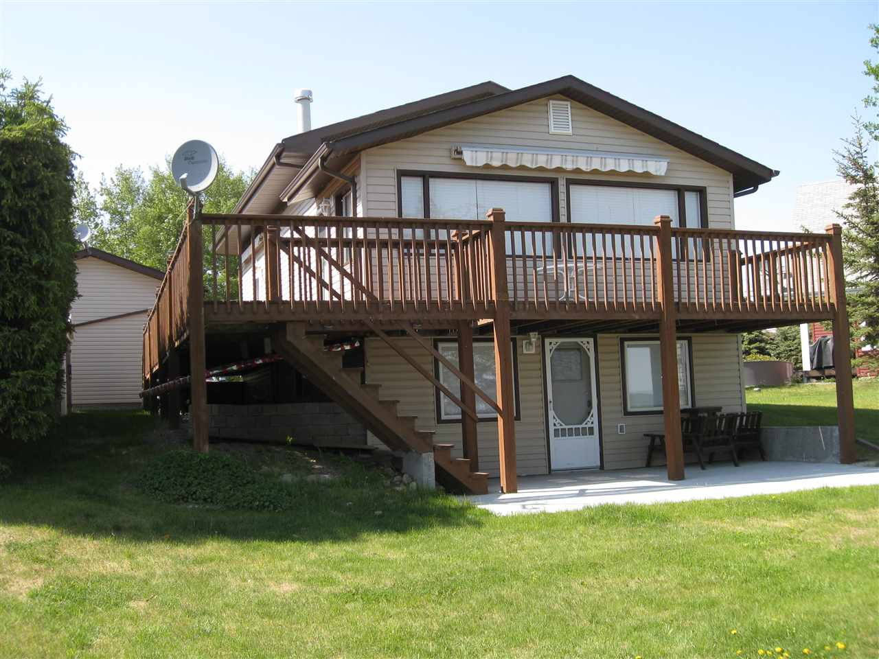 Main Photo: 213 53414 Rge Rd 62: Rural Lac Ste. Anne County House for sale : MLS®# E4106377