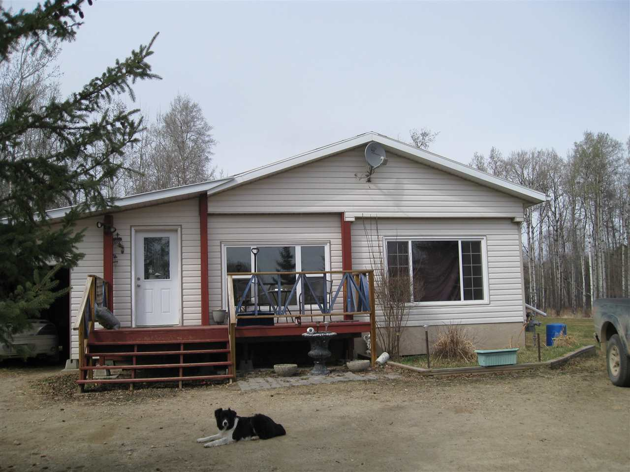 Main Photo: 17, 53426 Rge Rd 41: Rural Parkland County House for sale : MLS®# E4108774