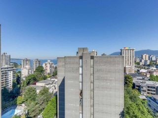 Main Photo: 1603 1010 BURNABY Street in Vancouver: West End VW Condo for sale (Vancouver West)  : MLS®# R2281491