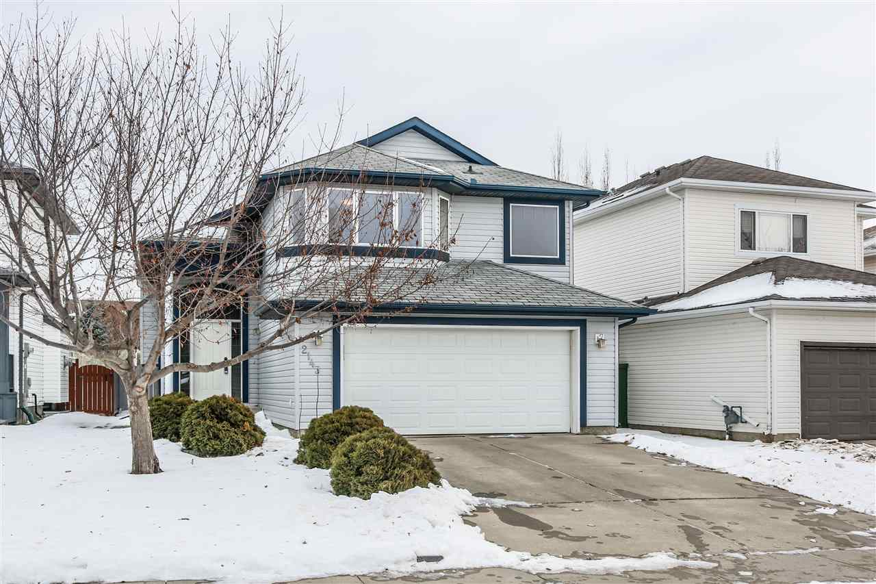 FEATURED LISTING: 2143 BRENNAN Crescent Edmonton