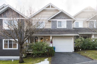 "Main Photo: 2 11255 232 Street in Maple Ridge: East Central Townhouse for sale in ""HIGHFEILD"" : MLS® # R2141873"