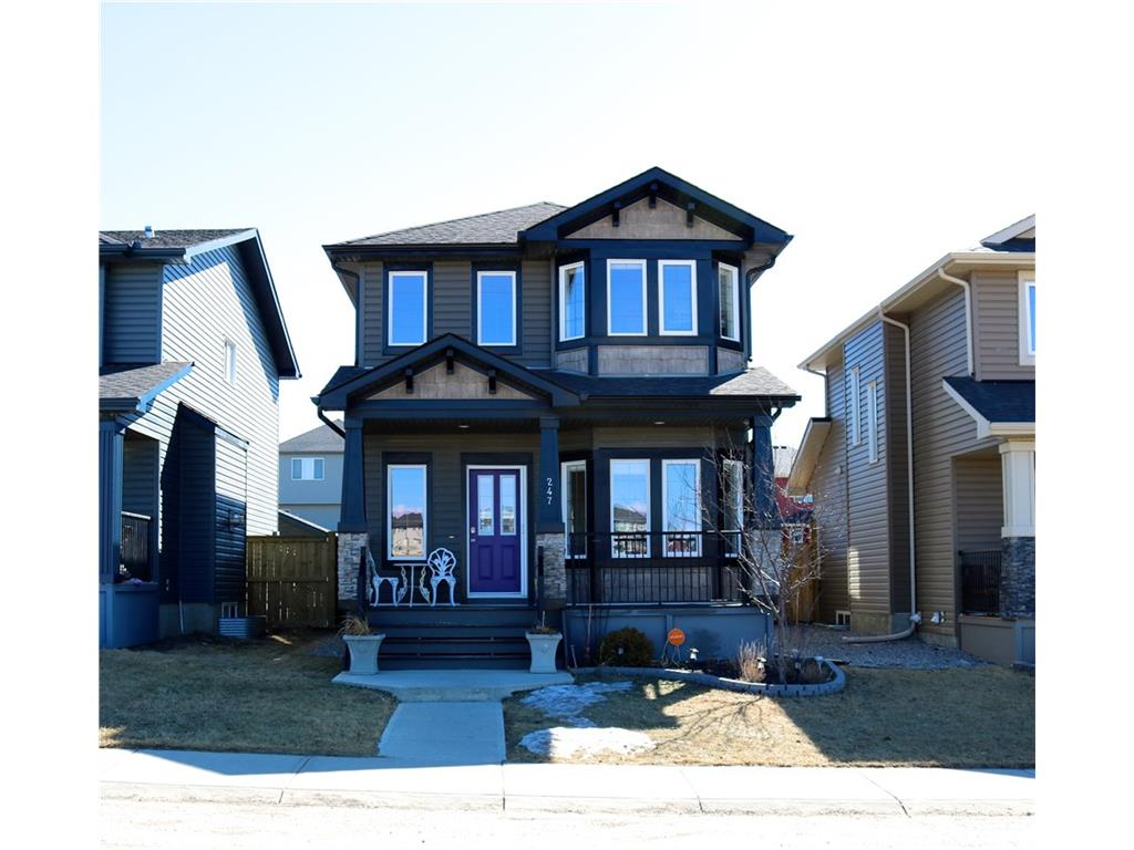 Main Photo: 247 Evanston Way NW in Calgary: Evanston House for sale : MLS® # C4107164