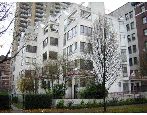 "Main Photo: 1042 NELSON Street in Vancouver: West End VW Condo for sale in ""KELVIN COURT"" (Vancouver West)  : MLS®# V622002"