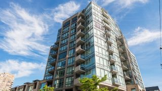 "Main Photo: 601 1690 W 8TH Avenue in Vancouver: Fairview VW Condo for sale in ""Musee"" (Vancouver West)  : MLS® # R2220087"