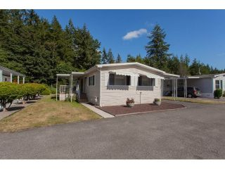 "Main Photo: 239 20071 24 Avenue in Langley: Brookswood Langley Manufactured Home for sale in ""Fernridge Park"" : MLS®# R2283154"