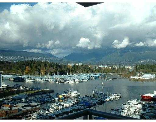 Main Photo: # 1304 499 BROUGHTON ST in Vancouver: Coal Harbour Condo for sale (Vancouver West)  : MLS®# V605010